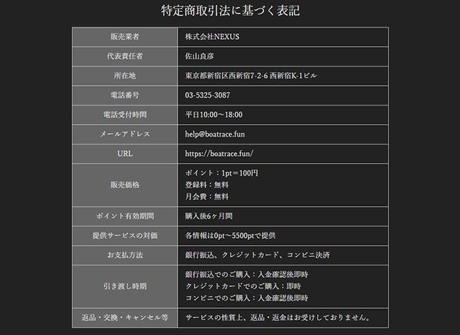 花舟 他サイトとの関連性 検証