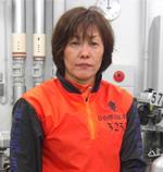 山川美由紀選手 特徴