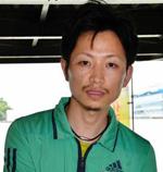 稲田浩二選手 特徴
