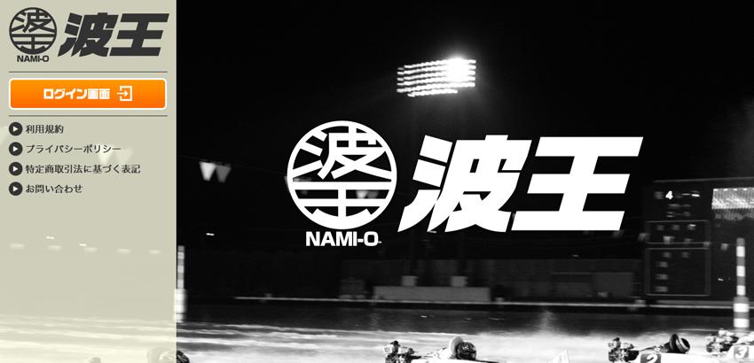 波王(NAMI-O) 検証